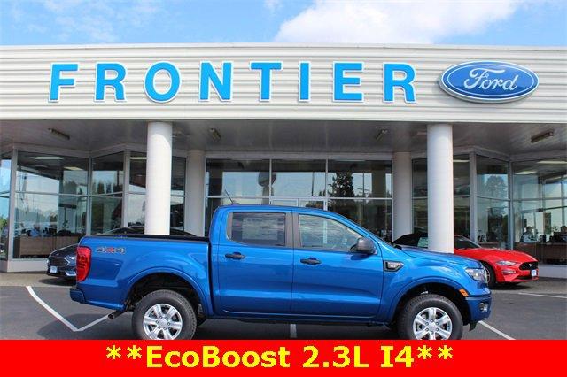 New 2019 Ford Ranger in Anacortes, WA