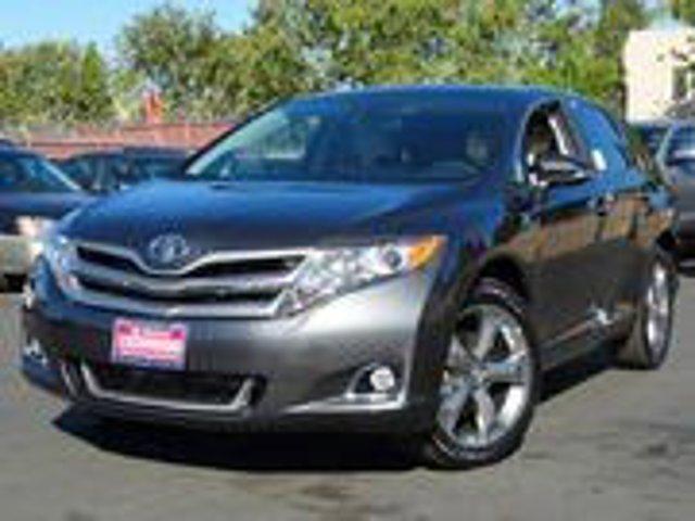2015 Toyota Venza XLE Front Wheel Drive Power Steering ABS 4-Wheel Disc Brakes Brake Assist Al