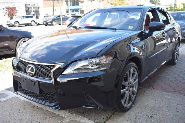 2015 Lexus GS 350 F Sport Navigation All Wheel Drive Power Steering ABS 4-Wheel Disc Brakes Bra
