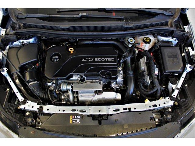 2017 Chevrolet Cruze Premier Arctic Blue Metallic