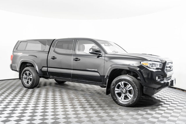 2016 Toyota Tacoma TRD Sport 4x4