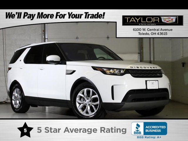 2018 Land Rover Discovery SE Supercharged Four Wheel Drive Power Steering ABS 4-Wheel Disc Brak