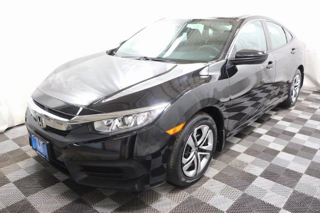 Used 2016 Honda Civic Sedan in Elyria, OH