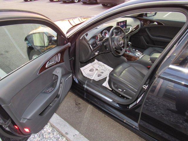 2016 Audi A6 3.0T Prestige Moonlight Blue Metallic