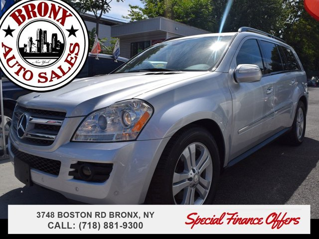 2009 Mercedes GL-Class 46L Four Wheel Drive Air Suspension Power Steering 4-Wheel Disc Brakes