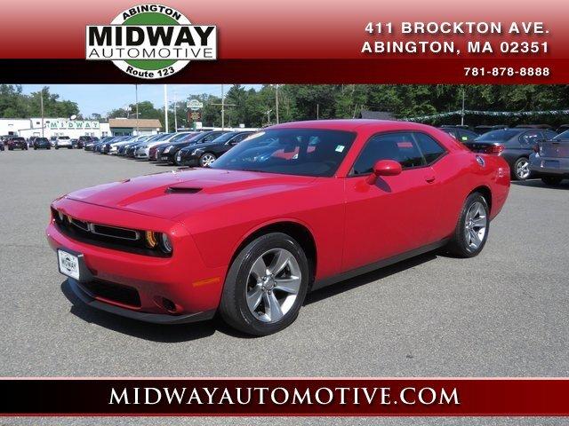 2016 Dodge Challenger SXT 54608 miles VIN 2C3CDZAG6GH236681 Stock  1912840531 19348