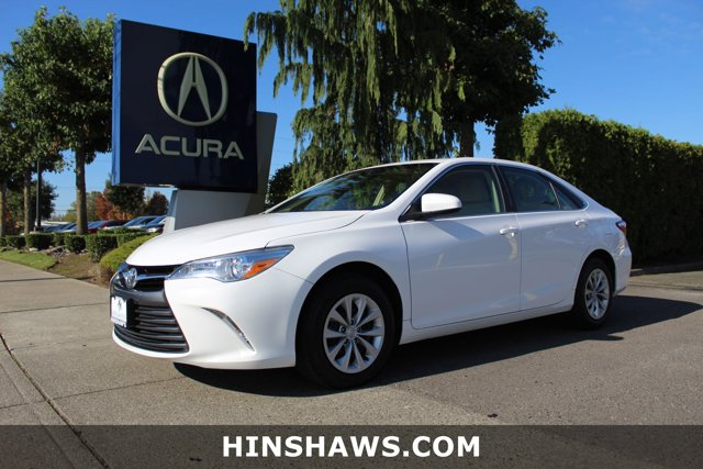 2015 Toyota Camry PARCHMENT