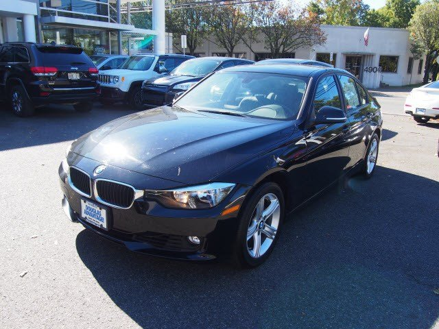 2014 BMW 3 Series 328i xDrive Turbocharged All Wheel Drive Power Steering ABS 4-Wheel Disc Brak