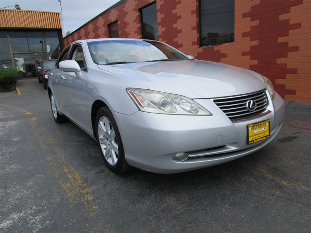 2008 Lexus ES 350 Sedan Keyless Start Traction Control Stability Control Front Wheel Drive Tire