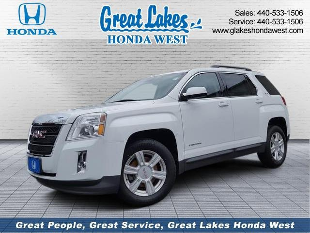 Used 2015 GMC Terrain in Elyria, OH