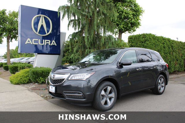 Used 2016 Acura MDX in Fife, WA