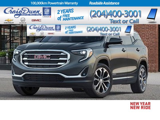 2021 GMC Terrain SLE AWD 4dr SLE Turbocharged Gas/E15 I4 1.5L/92 [0]