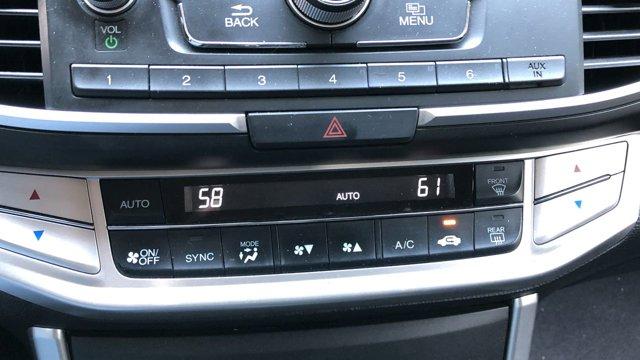 2015 Honda Accord Sedan Sport Gray
