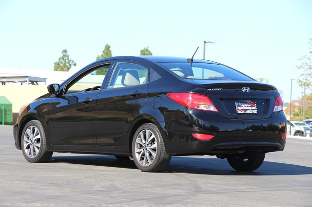2017 Hyundai Accent Value Edition 6