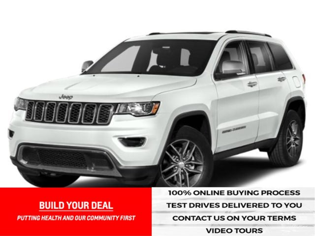 2021 Jeep Grand Cherokee | LIMITED 80th Anniversary Edition 4x4 | LEATHER | 80th Anniversary Edition 4x4 Regular Unleaded V-6 3.6 L/220 [5]