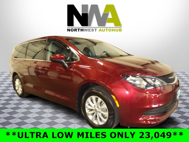 Used 2017 Chrysler Pacifica in Mount Vernon, WA