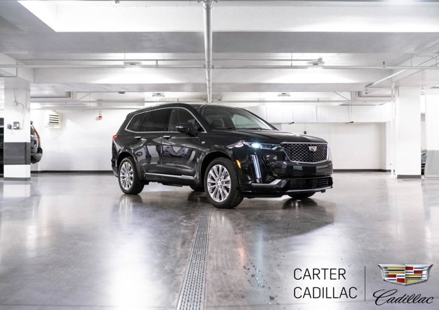 2020 Cadillac XT6 Premium Luxury AWD 4dr Premium Luxury Gas V6 3.6L/222 [3]