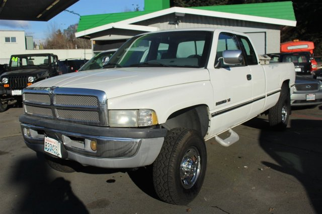 1996 Dodge Ram 2500 ST Four Wheel Drive Tires - Front All-Season Tires - Rear All-Season Convent