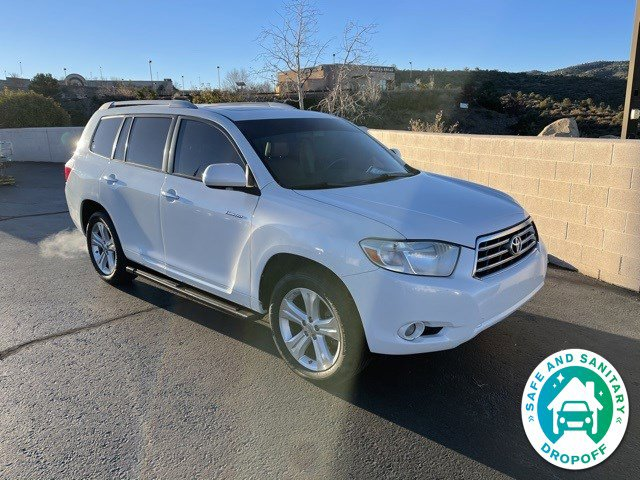 2008 Toyota Highlander Limited FWD 4dr Limited Gas V6 3.5L/ [8]
