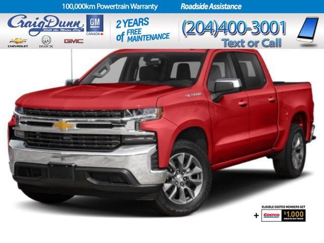 "2021 Chevrolet Silverado 1500 High Country 4WD Crew Cab 147"" High Country Gas V8 5.3L/325 [7]"