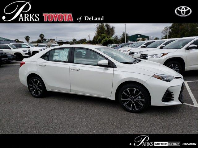 New 2019 Toyota Corolla in DeLand, FL