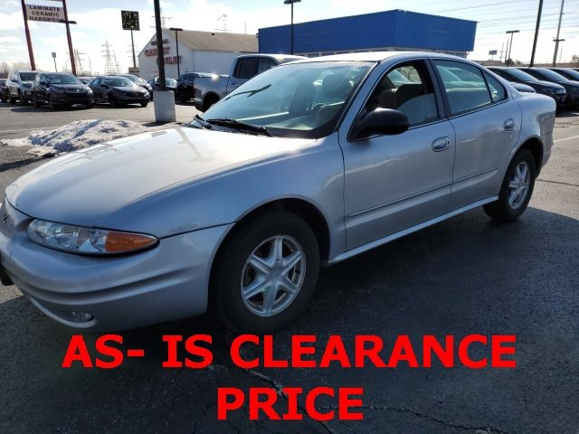 Used 2003 Oldsmobile Alero in Elyria, OH