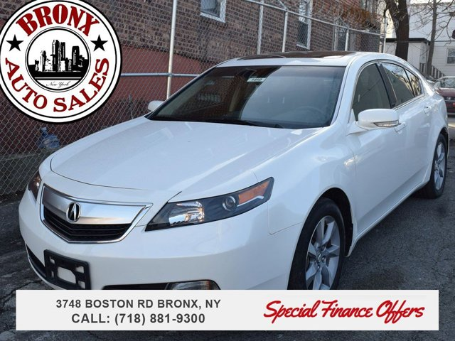 2013 Acura TL  Front Wheel Drive Power Steering 4-Wheel Disc Brakes Aluminum Wheels Tires - Fro