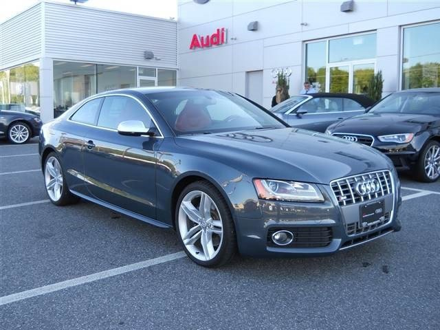2011 Audi S5 Premium Plus All Wheel Drive Power Steering 4-Wheel Disc Brakes Tires - Front Perfo