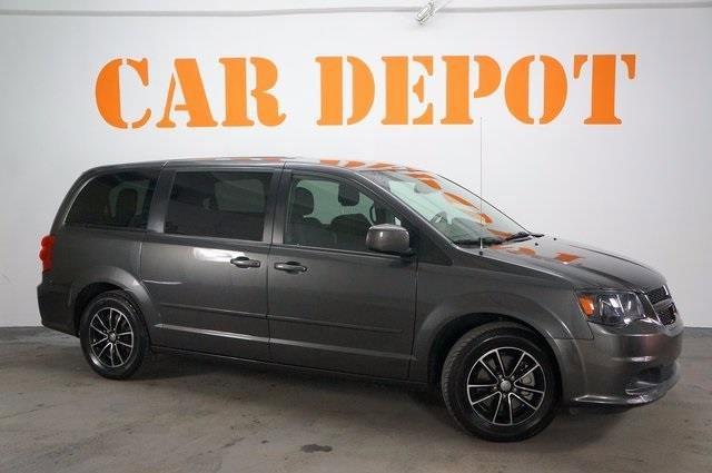 2016 Dodge Grand Caravan SE 4dr Mini Van Front Wheel Drive Power Steering ABS 4-Wheel Disc Brake