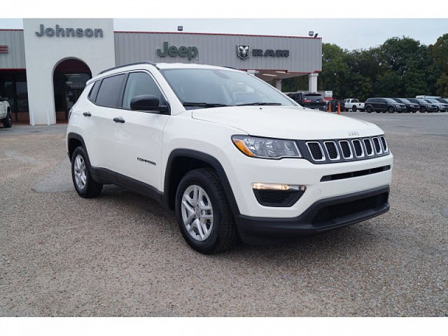 New 2019 Jeep Compass in Meridian, MS