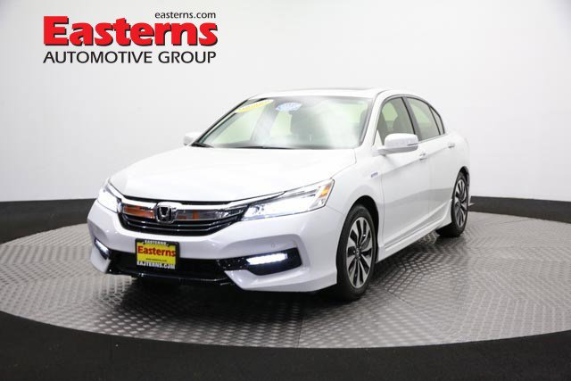 2017 Honda Accord Hybrid Touring 4dr Car