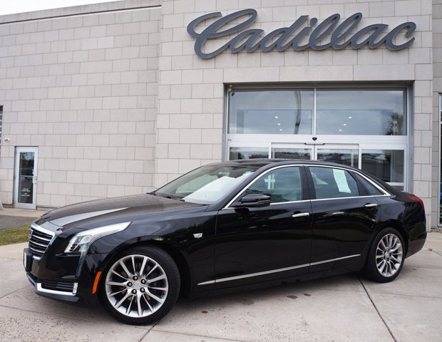 2016 Cadillac CT6 Premium Luxury AWD Black Raven