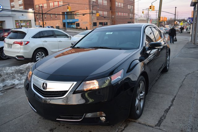 2013 Acura TL TECH AWD Tech All Wheel Drive Power Steering 4-Wheel Disc Brakes Aluminum Wheels