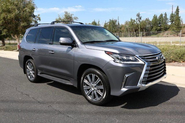 2016 Lexus LX 570  Four Wheel Drive Tow Hitch Air Suspension Active Suspension Power Steering