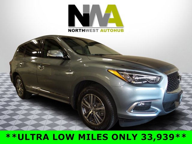Used 2016 INFINITI QX60 in Mount Vernon, WA