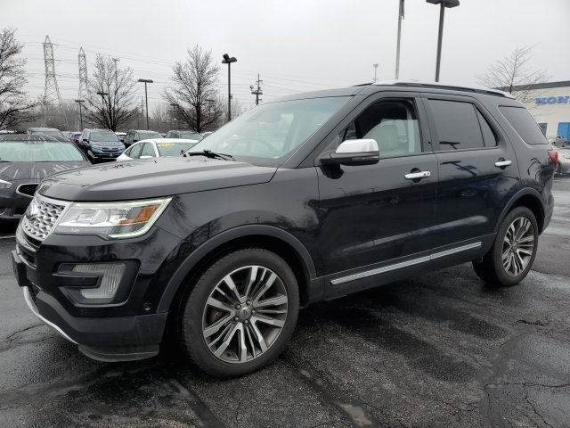 Used 2016 Ford Explorer in Elyria, OH