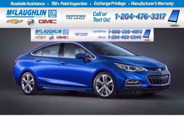 2018 Chevrolet Cruze LT 4dr Sdn 1.4L LT w/1SD Turbocharged Gas I4 1.4L/ [1]