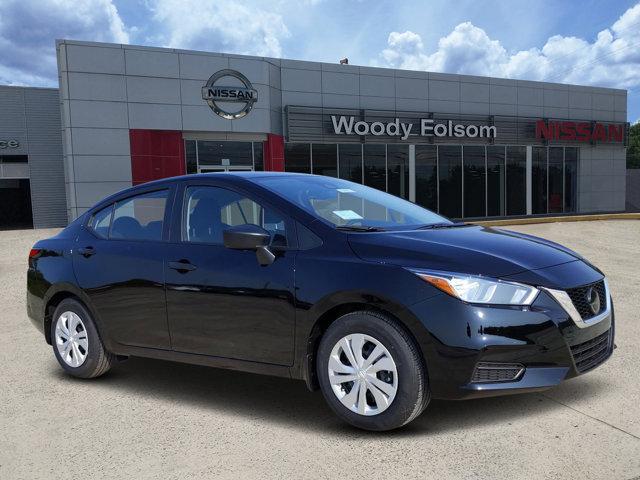New 2020 Nissan Versa in Vidalia, GA