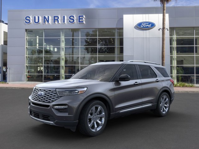 2020 Ford Explorer Platinum Platinum 4WD Twin Turbo Premium Unleaded V-6 3.0 L/183 [7]