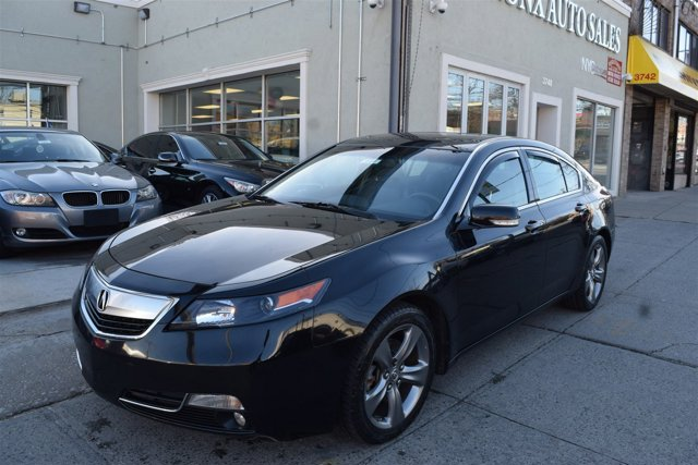2012 ACURA TL AWD All Wheel Drive Power Steering 4-Wheel Disc Brakes Aluminum Wheels Tires - Fr