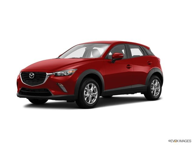 2016 Mazda CX-3 Touring BLACK  LEATHERETTE UPHOLSTERY  -inc gray inserts WHEEL LOCKS SOUL RED ME