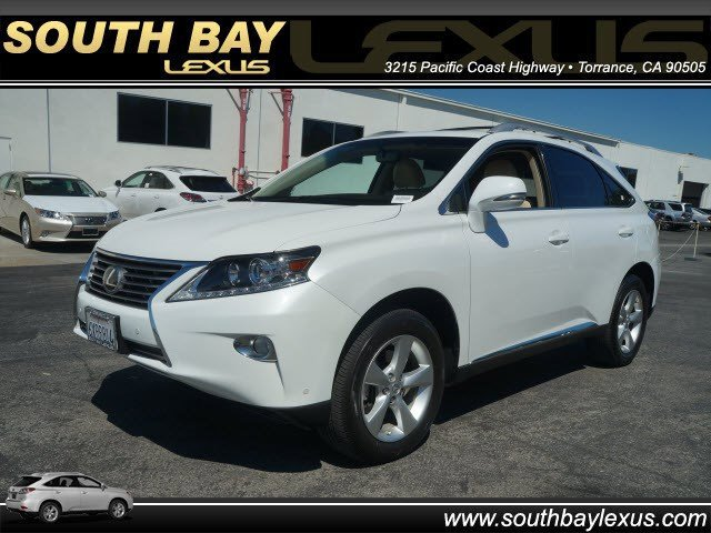 2013 Lexus RX 350  Keyless Start Front Wheel Drive Power Steering 4-Wheel Disc Brakes Tires - F