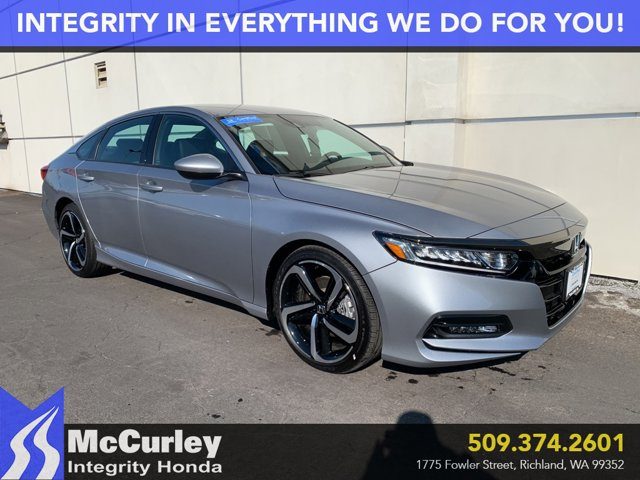 Used 2019 Honda Accord Sedan in Richland, WA