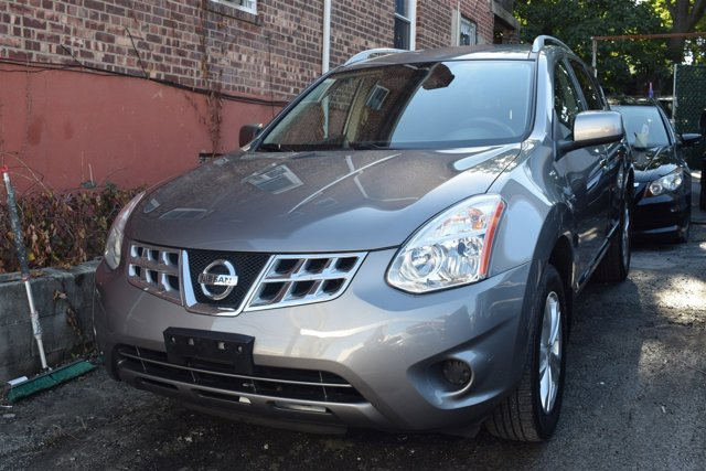 2012 NISSAN ROGUE AWD All Wheel Drive Tow Hooks Power Steering 4-Wheel Disc Brakes Wheel Covers