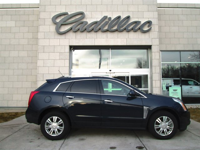 2016 Cadillac SRX Luxury Collection Mirror Memory Seat Memory All Wheel Drive LockingLimited Sl