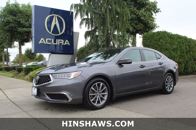 Used 2019 Acura TLX in Fife, WA