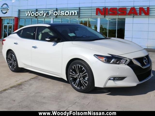 New 2019 Nissan Maxima in Vidalia, GA