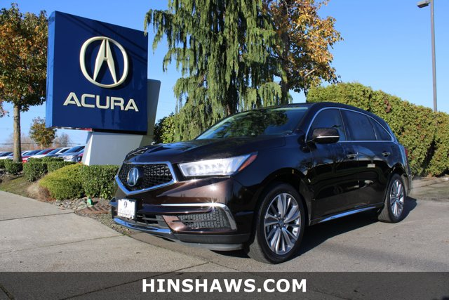 Used 2018 Acura MDX in Fife, WA