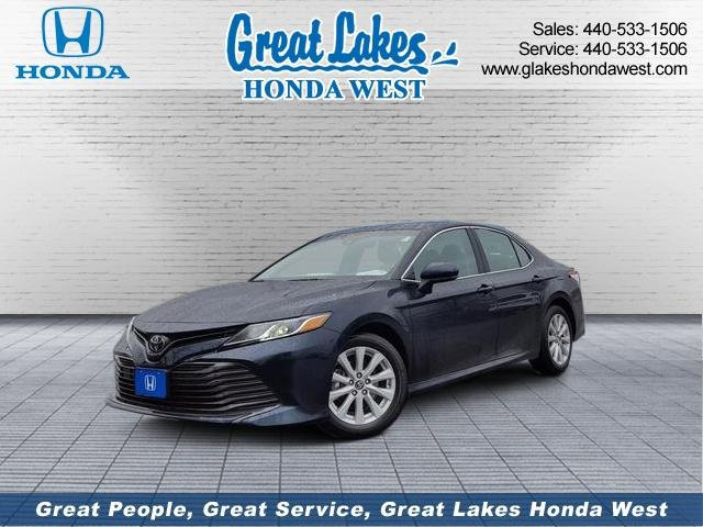 Used 2018 Toyota Camry in Elyria, OH