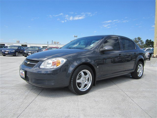 2008 Chevrolet Cobalt LT TRANSMISSION  4-SPEED AUTOMATIC  ELECTRONICALLY CONTROLLED WITH OVERDRIVE